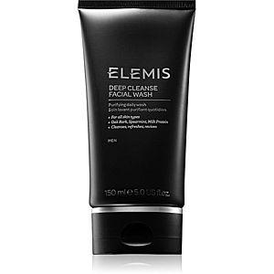 Elemis Men Deep Cleanse Facial Wash hloubkově čisticí gel 150 ml obraz