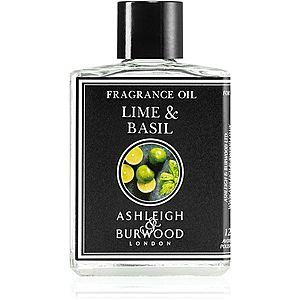 Ashleigh & Burwood London Fragrance Oil Lime & Basil vonný olej 12 ml obraz
