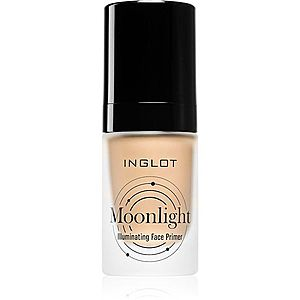 Inglot Moonlight rozjasňující podkladová báze pod make-up odstín 21 Full Moon 25 ml obraz