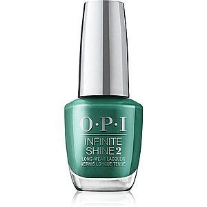 OPI Infinite Shine Hollywood lak na nehty s gelovým efektem Rated Pea-G 15 ml obraz