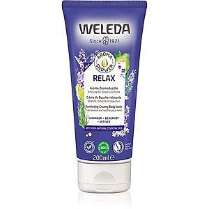 Weleda Relax relaxační sprchový krém 200 ml obraz