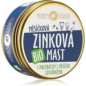 Purity Vision BIO měsíčková zinková mast 70 ml obraz