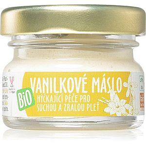 Purity Vision BIO tělové máslo s vanilkou 20 ml obraz