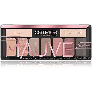 Catrice The Nude Mauve Collection paletka očních stínů odstín 010 GLORIOUS ROSE 10.6 g obraz