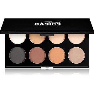 GA-DE Basics paleta očních stínů obraz