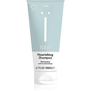 Naif Personal Care výživný šampon 200 ml obraz