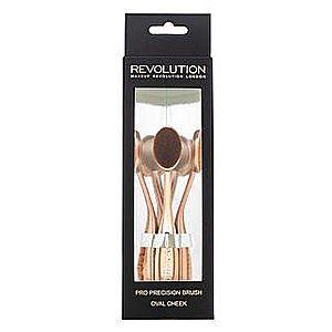 Makeup Revolution Pro Precision Brush Oval Cheek štětec na tvářenku obraz