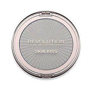 Makeup Revolution Skin Kiss Highlighter Ice Kiss rozjasňovač 15 g obraz
