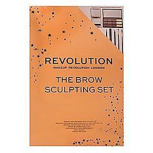 Makeup Revolution The Brow Sculpting Set dárková sada obraz