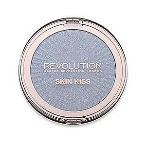Makeup Revolution Skin Kiss Highlighter Frozen Kiss rozjasňovač 15 g obraz
