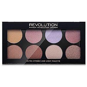 Makeup Revolution Ultra Strobe And Light multifunkční paleta 12 g obraz