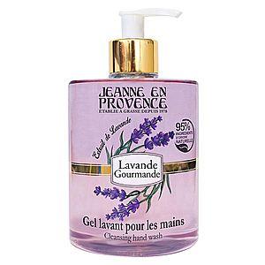 Jeanne en Provence Mycí gel na ruce Levandule 500 ml obraz
