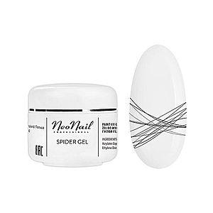NeoNail Spider Gel gel na nehty odstín Black 5 ml obraz