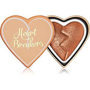 I Heart Revolution Heartbreakers rozjasňovač odstín Graceful 10 g obraz
