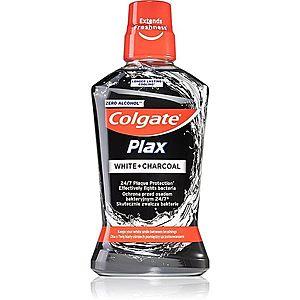 Colgate Plax Charcoal ústní voda proti zubnímu plaku a pro zdravé dásně bez alkoholu 500 ml obraz