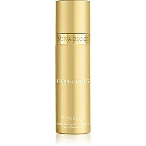 Nina Ricci L'Air du Temps deodorant ve spreji pro ženy 100 ml obraz