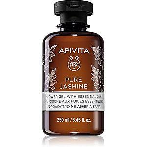 Apivita Pure Jasmine hydratační sprchový gel 250 ml obraz
