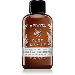 Apivita Pure Jasmine hydratační sprchový gel 75 ml obraz