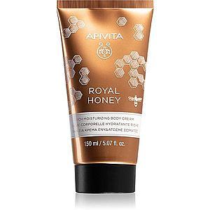 Apivita Royal Honey hydratační tělový krém 150 ml obraz