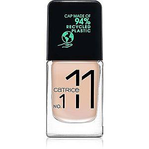 Catrice ICONAILS lak na nehty odstín 111 Sahara Sand 10, 5 ml obraz