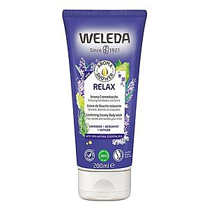 Weleda Aroma Shower RELAX sprchový gel 200 ml obraz