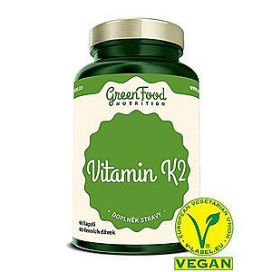 Vitamín K2, Vitamín K2 obraz