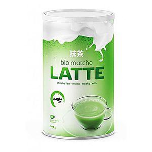 BIO Matcha Tea Latte Matcha Tea Latte, BIO Matcha Tea Latte Matcha Tea Latte obraz
