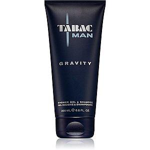 Tabac Man Gravity sprchový gel na tělo a vlasy pro muže 200 ml obraz