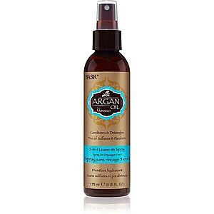 HASK Argan Oil bezoplachový sprej pro poškozené vlasy 175 ml obraz