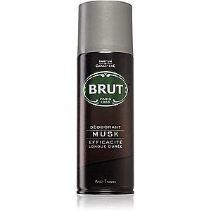 Brut Musk deodorant ve spreji pro muže 200 ml obraz