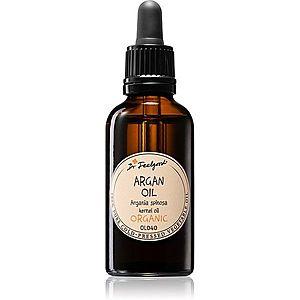 Dr. Feelgood BIO and RAW kosmetický arganový olej na tvář, tělo a vlasy 50 ml obraz