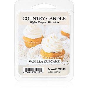 Country Candle Vanilla Cupcake vosk do aromalampy 64 g obraz