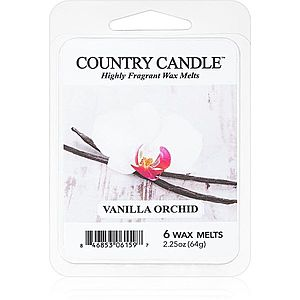 Country Candle Vanilla Orchid vosk do aromalampy 64 g obraz