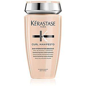 Kérastase Curl Manifesto Bain Hydratation Douceur vyživující šampon pro vlnité a kudrnaté vlasy 250 ml obraz