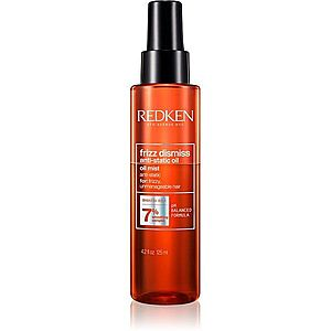 Redken Frizz Dismiss olejová mlha pro nepoddajné a krepatějící se vlasy 125 ml obraz