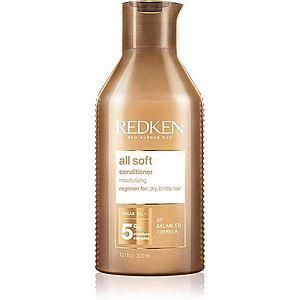 Redken All Soft kondicionér pro suché a křehké vlasy obraz