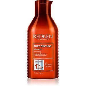 Redken Frizz Dismiss šampon pro nepoddajné a krepatějící se vlasy 300 ml obraz