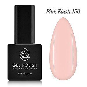 NANI gel lak 6 ml - Pink Blush obraz