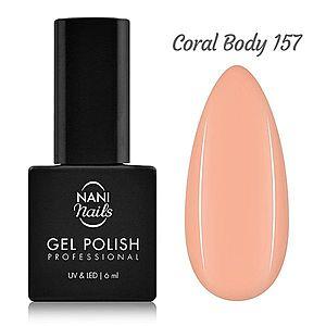 NANI gel lak 6 ml - Coral Body obraz