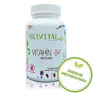 Vitamín B2 obraz