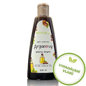 HillVital | Šampon s BIO arganovým olejem proti vypadávání vlasů, 250 ml obraz