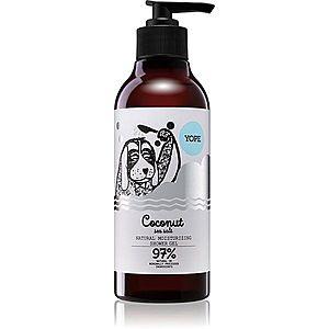 Yope Coconut & Sea Salt hydratační sprchový gel 400 ml obraz