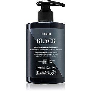 Black Professional Line Toner toner pro přírodní odstíny Black 300 ml obraz