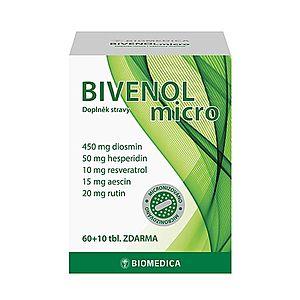 Biomedica Bivenol micro 60+10 tablet obraz