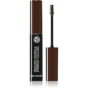 Yves Rocher Eyebrow Mascara řasenka na obočí odstín Brown 2, 5 ml obraz