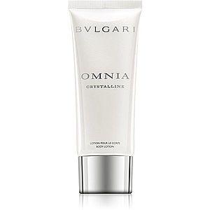 Bvlgari Omnia Crystalline tělové mléko pro ženy 100 ml obraz