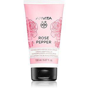 Apivita Rose Pepper tvarující krém na tělo 150 ml obraz