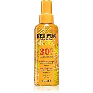 Hei Poa Monoi Suncare olej na opalování ve spreji SPF 30 150 ml obraz