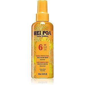 Hei Poa Monoi Suncare olej na opalování ve spreji SPF 6 150 ml obraz