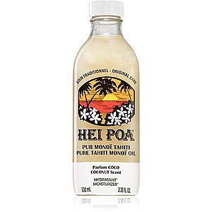 Hei Poa Pure Tahiti Monoï Oil Coconut multifunkční olej na tělo a vlasy 100 ml obraz